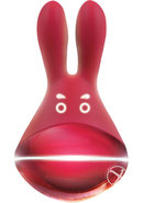Muse Silicone Massager Special Edition Red