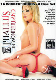 16hr Phallus In Wonderland {4 Disc}
