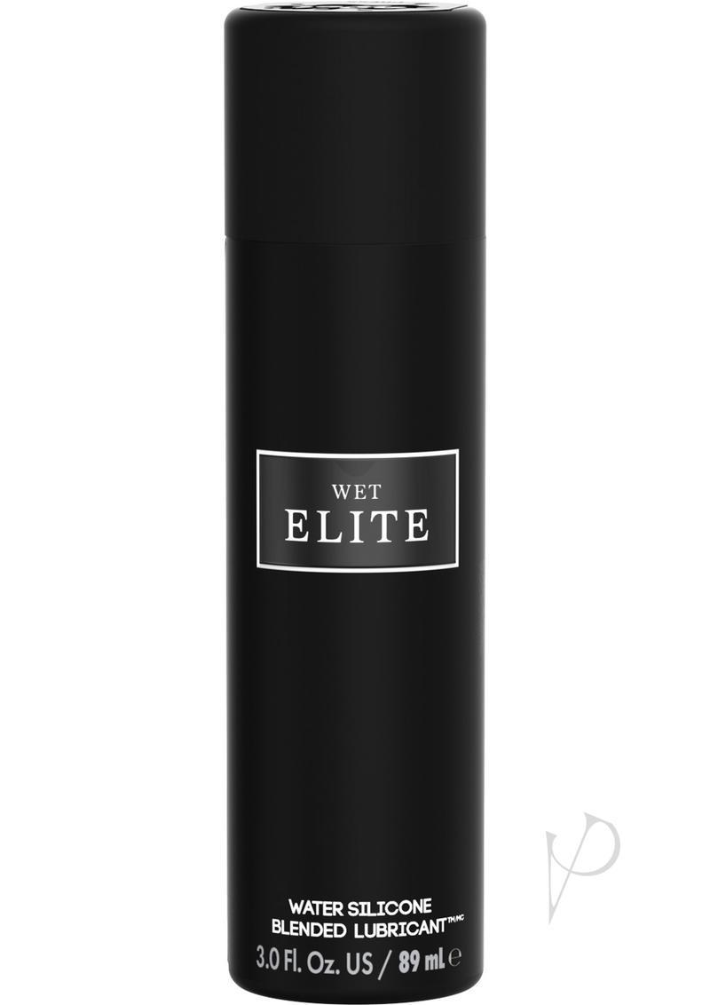 Wet Elite Hybrid Personal Lubricant 3 Ounce