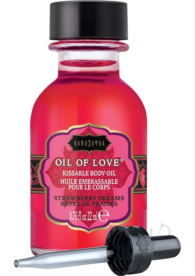 Oil Of Love Strawberry Dreams .75 Oz